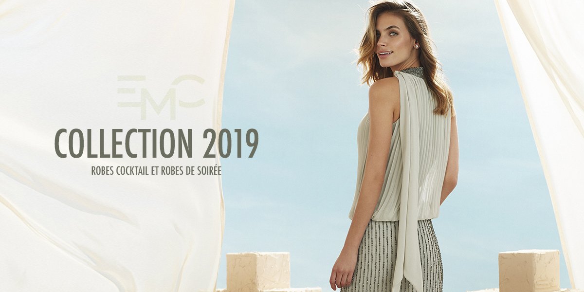 Nouvelle Collection robes cocktail et robes de Soirée 2019